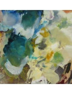 Tytuł: Niepewność Abstrakcja, Autor: Emilia Czupryńska