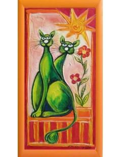 Tytuł: Kotki, Autor: Emilia Czupryńska