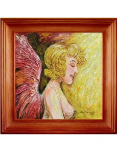 Kobieta - Anioł