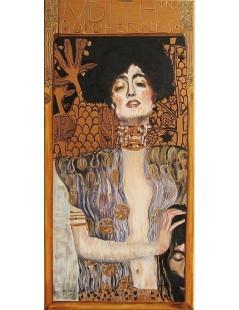 Tytuł: Judyta I, Autor: Gustav Klimt
