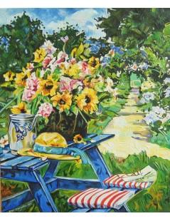 Tytuł: Letni dzień, Autor: Ingo Kupper