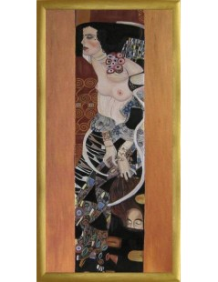 Tytuł: Judyta II, Autor: Gustav Klimt