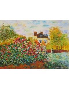 Ogród Moneta w Argenteuil