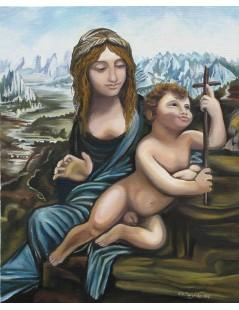 Madonna z kądzielą