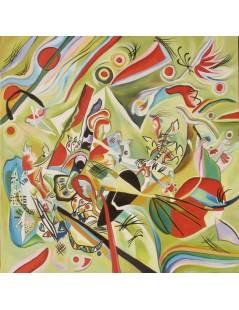Tytuł: Szary, Autor: Wassily Kandinsky