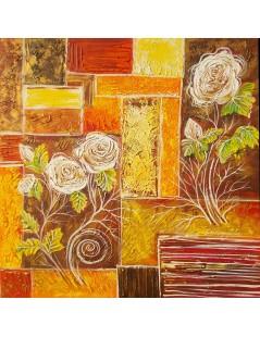 Tytuł: Biała róża, Autor: Emilia Czupryńska