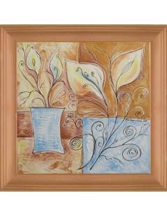 Tytuł: Skrzydłokwiat, Autor: Emilia Czupryńska