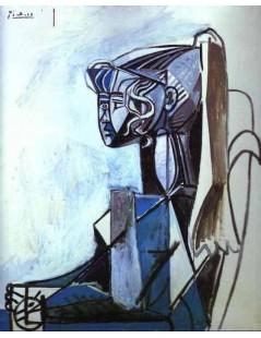 Portrait of Sylvette