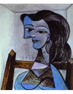 Tytuł: Nusch Eluard II, Autor: Pablo Picasso