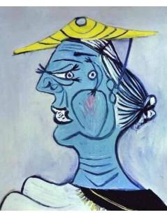 Tytuł: Lee Miller, Autor: Pablo Picasso