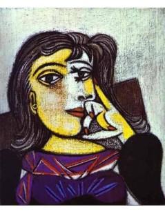 Dora Maar II - portret