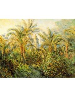 Ogród w Bordighera