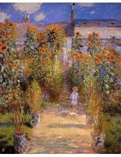 Ogród Moneta w Vetheuil