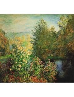 Ogród w Montgeron