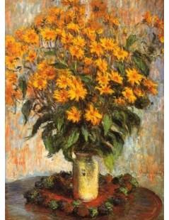Tytuł: Słoneczniki, Autor: Claude Monet
