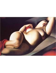 Tytuł: Piękna Rafaela, Autor: Tamara de Lempicka