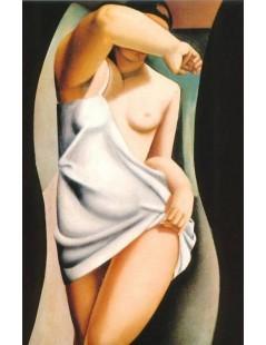 Tytuł: Modelka, Autor: Tamara de Lempicka