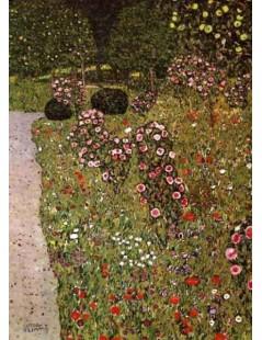 Ogród z różami