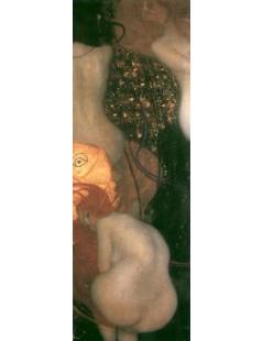 Tytuł: Złote rybki, Autor: Gustav Klimt