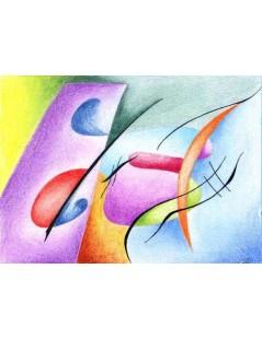 Tytuł: 316, Autor: Wassily Kandinsky