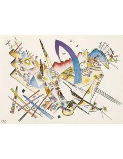 Tytuł: Sin Titulo, Autor: Wassily Kandinsky