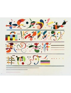 Tytuł: Succession, Autor: Wassily Kandinsky