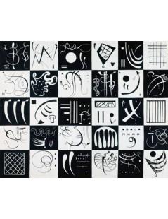 Tytuł: Thirty, Autor: Wassily Kandinsky