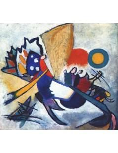 Tytuł: Improvisation 209, Autor: Wassily Kandinsky
