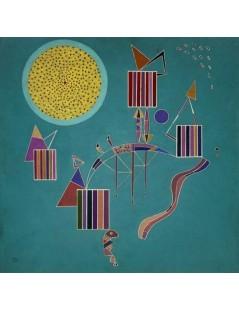 Tytuł: Intime message, Autor: Wassily Kandinsky