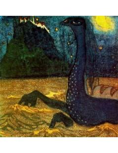 Tytuł: Noc księżycowa, Autor: Wassily Kandinsky