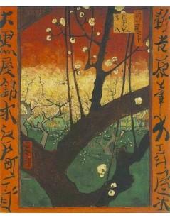 Japońszczyzna Kwitnąca śliwa