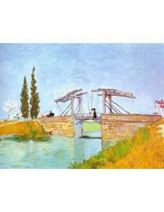 Most zwodzony w Arles