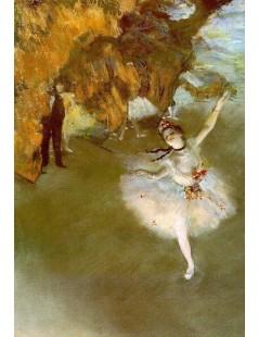 Gwiazda (Tancerka na scenie)