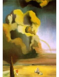Tytuł: Spectra i Fantom, Autor: Salvador Dali