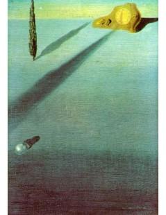 Tytuł: Wyczucie Prędkości, Autor: Salvador Dali
