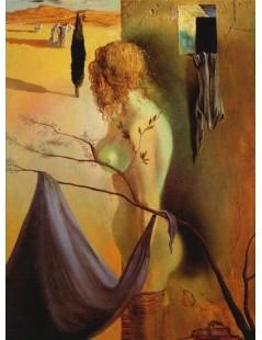 Tytuł: Oznaka bólu, Autor: Salvador Dali