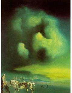 Tytuł: Metamorfoza jarzynowa, Autor: Salvador Dali