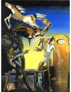 Tytuł: William Tell, Autor: Salvador Dali
