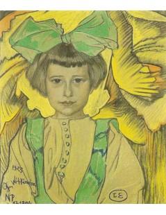 Portret Anny Nawrockiej