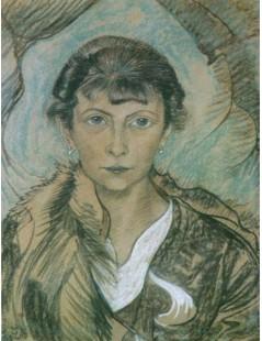 Portret Anny Rydlowej