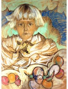 Portret chłopca, Tomasza Domaniewskiego