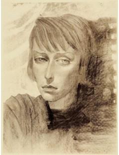 Portret Czesławy Oknińskiej