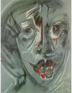 Portret Edwardy Szmuglarowskiej