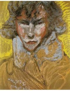 Portret Haliny Byłczyńskiej