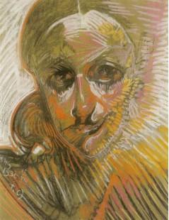 Portret Haliny Krajewskiej
