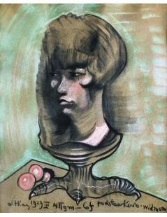 Portret Ireny Fedorowiczowej