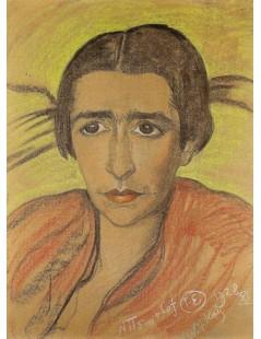 Portret Ireny Krzywickiej
