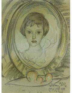 Portret Ireny Raciborskiej