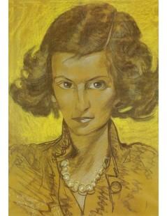 Portret Irminy Bajer