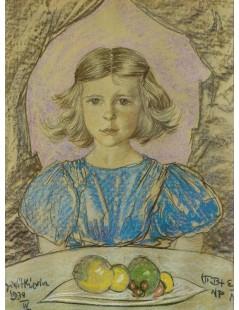 Portret Izabeli Zborowskiej